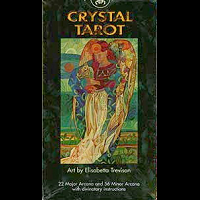 水晶塔羅牌The Crystal Tarots