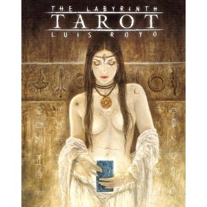 迷霧塔羅牌The Labyrinth Tarot