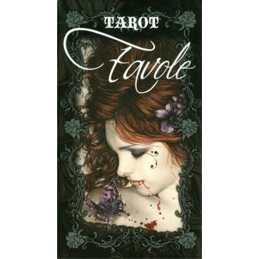 法兰西塔罗牌favole tarot