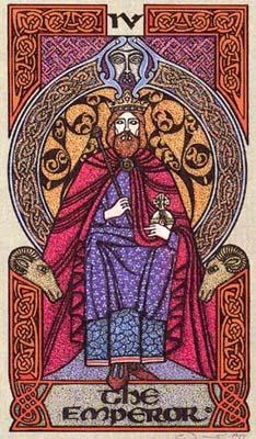 【小马同】《陨落——被遗忘的塔罗牌》第五张 IV——皇帝