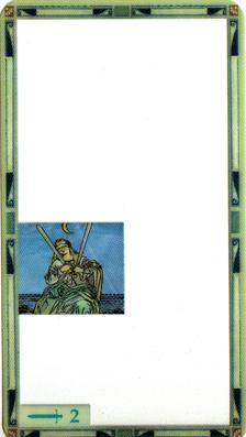 塔罗牌边框素材金色