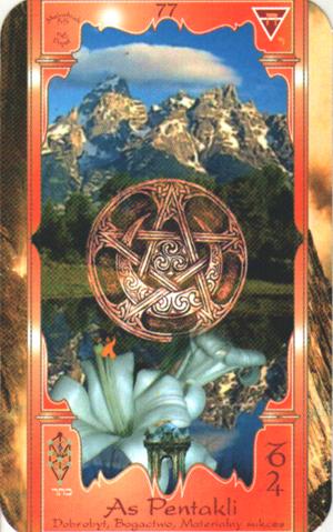 灵魂曼陀罗塔罗牌是一副来自波兰的78张塔罗牌