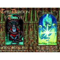 藍龍塔羅牌The Dragon Tarot