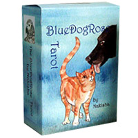 動物塔羅牌The BlueDogRose Tarot(A Multi Animal Tarot)