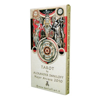 丹尼洛夫塔羅牌2010Tarot by Alexander Daniloff 2010 Major Arcana