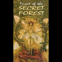秘密森林塔羅牌Tarot of the Secret Forest