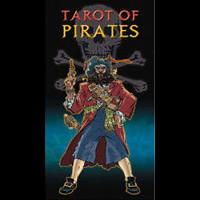 海盜塔羅牌Tarot of the Pirates