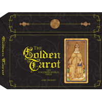 黃金塔羅牌The Golden Tarot (The Visconti-Sforza Deck)