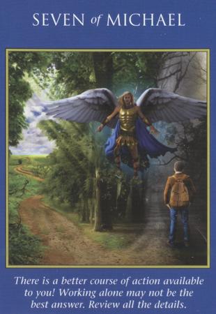 天使能量塔罗牌