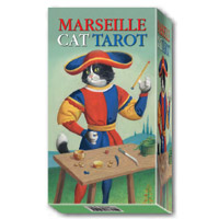 馬賽貓塔羅牌Marseille Cat Tarot