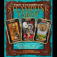 維多利亞龐克塔羅牌The Victorian Steampunk Tarot