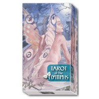 蝶舞塔羅牌Tarot of the Nymphs