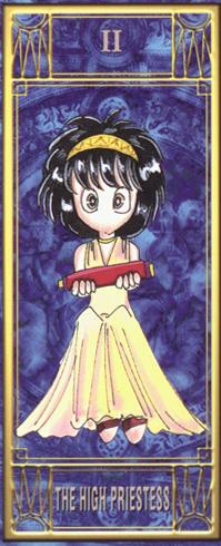 22张 神秘学主题:传统塔罗 绘画风格:动漫画 创作题材:人物角色 牌的