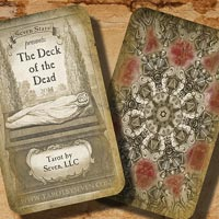 死亡塔羅牌Deck of The Dead Tarot