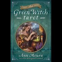 綠女巫塔羅牌The Green Witch Tarot