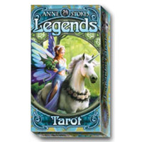 傳說塔羅牌ANNA STOKES LEGENDS TAROT