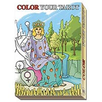 著色塔羅牌COLOR YOUR TAROT