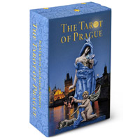 新布拉格塔羅牌The Tarot of Prague(third edition)