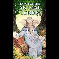 動物王國塔羅牌Tarot of the Animal Lords