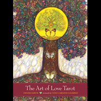 愛的藝術塔羅牌The Art of Love Tarot