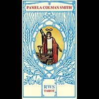 史密斯塔羅牌Pamela Colman Smith RWS Tarot