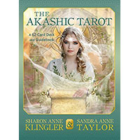阿卡西塔羅牌The Akashic Tarot: A 62-card Deck and Guidebook