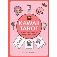 卡哇伊塔羅牌Kawaii Tarot: A 78-card Deck of Magic and Cute
