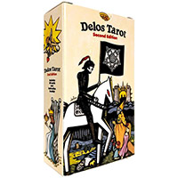 新提洛塔羅牌Delos tarot (2nd edition)