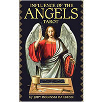 天使感召塔羅牌Influence Of The Angels Tarot