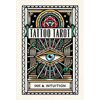 墨色紋身塔羅牌Tattoo Tarot: Ink & Intuition
